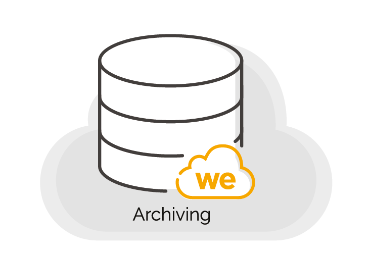 WeStream - Services - Archiving