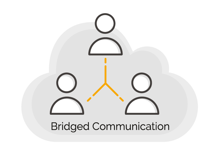 WeStream - Services - Bridged Communication