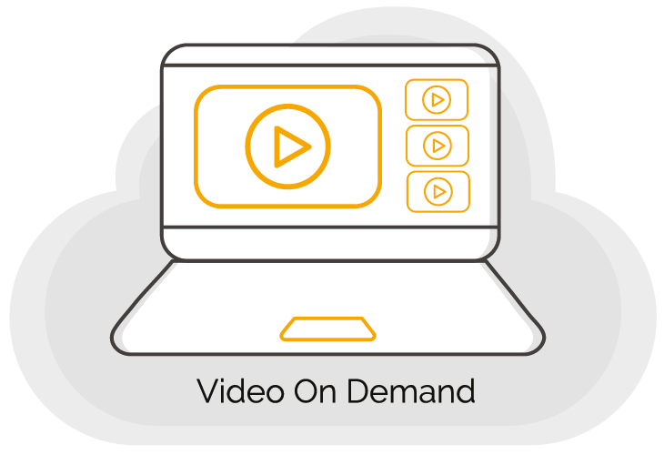 WeStream - Services - Video On Demand