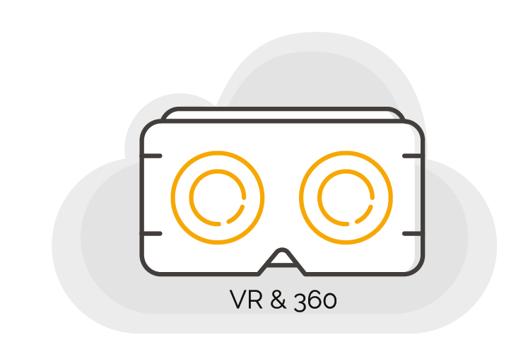 WeStream - Services - VR & 360
